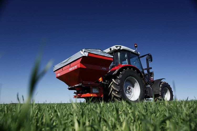 Kuhn MDS range of Fertilizer Spreaders