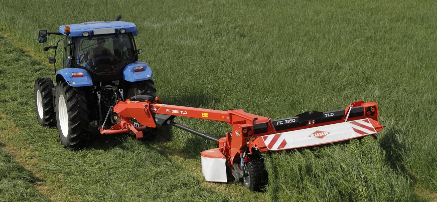 New Series of Trailed Mower Conditioners
